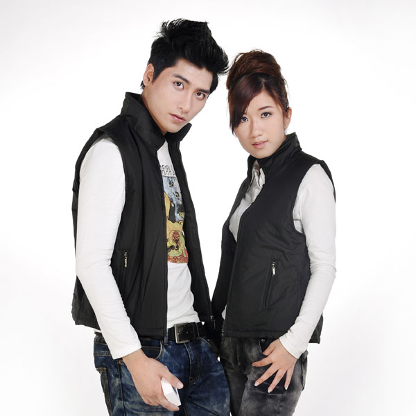 Battery Heated Fleece Vest