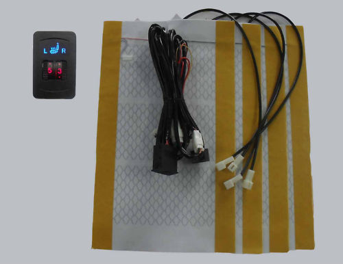 Automotive Heated Seats Kits